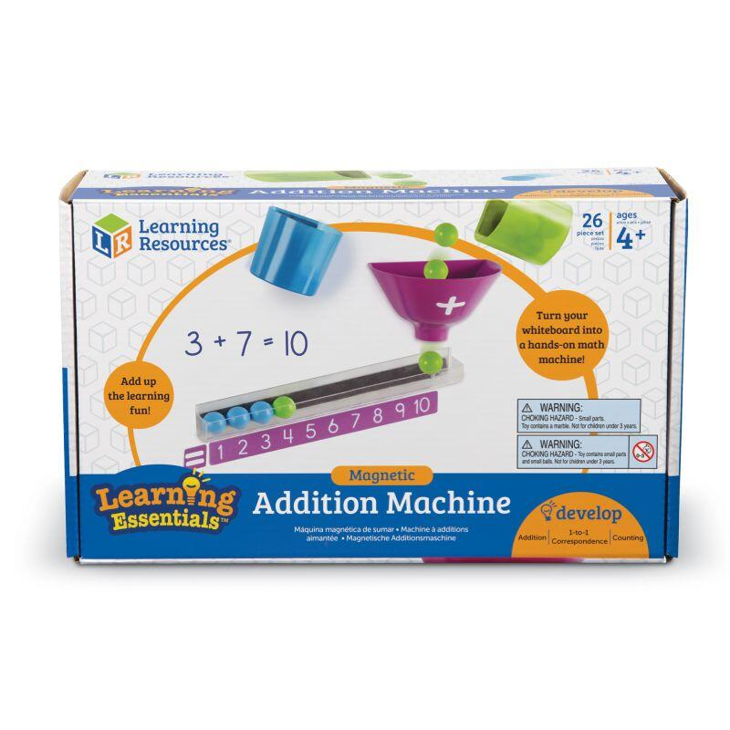 Joc magnetic - Distractie matematica imagine