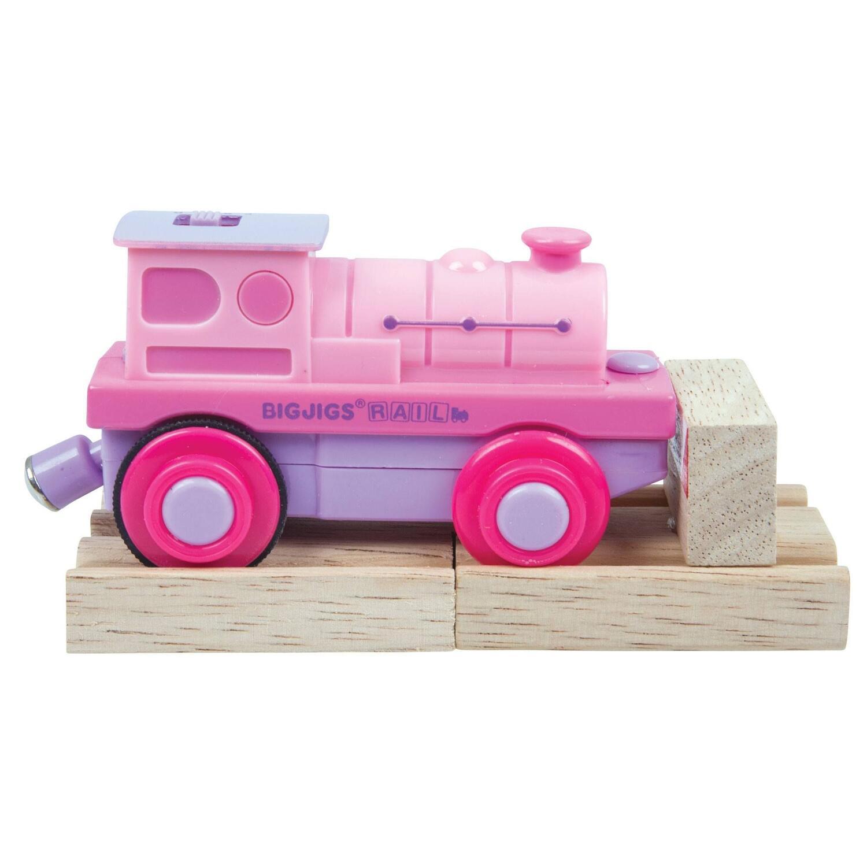 Locomotiva roz