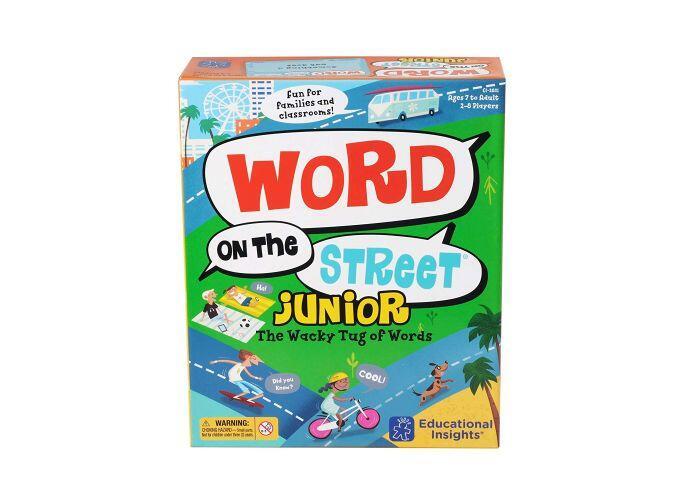 Joc - Cursa cuvintelor junior imagine