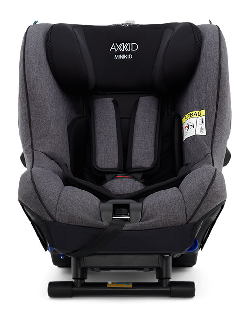 Scaun Auto Rear Facing Axkid Minikid 2.0 - Granit