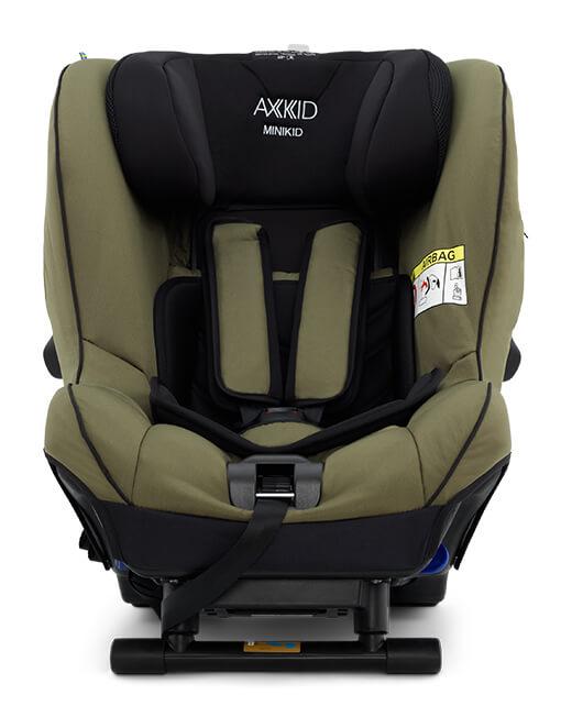 Scaun Auto Rear Facing Axkid Minikid 2.0 - Kaki