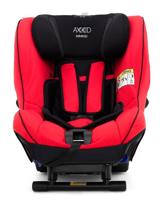 Scaun Auto Rear Facing Axkid Minikid 2.0 - Rosu Shellfish