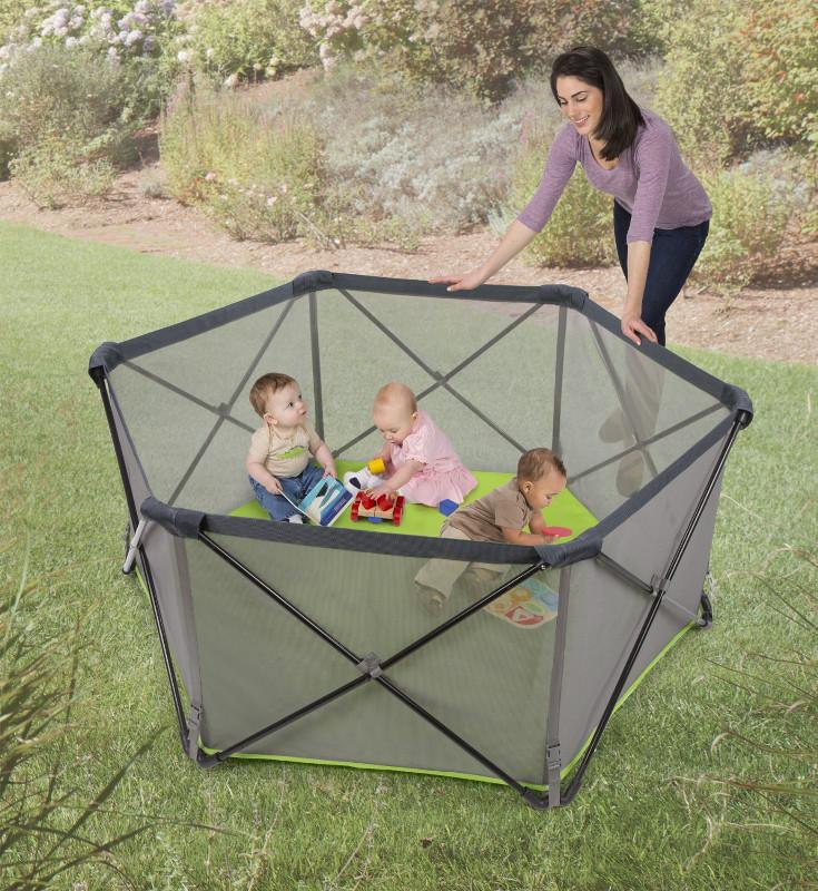 Summer Infant – 27396 - Tarc Portabil Pop N Play
