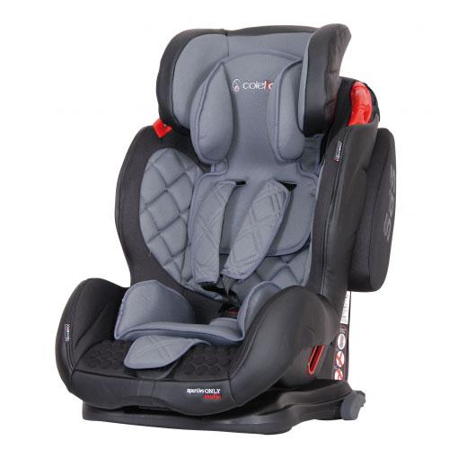 Scaun Auto Sportivo Only Cu Isofix Gray Coletto