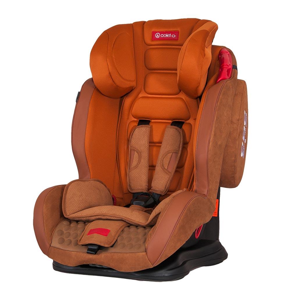 Scaun auto Corto Ginger 9-36 kg Coletto imagine
