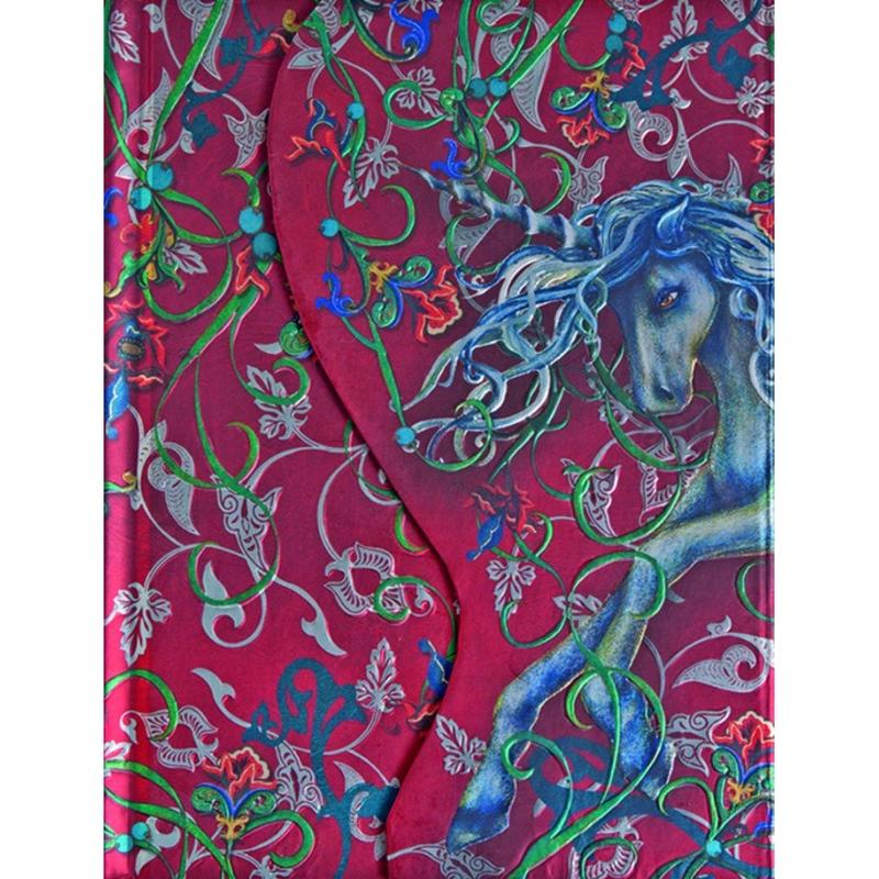 Agenda magnetica model Unicorn imagine