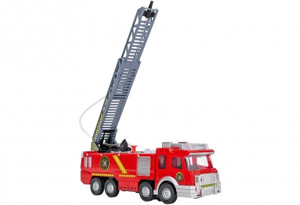Masina de pompieri pentru copii Globo cu sunete lumini si apa