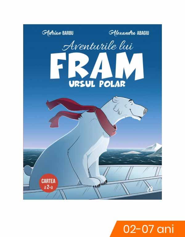 Aventurile lui fram, ursul polar. cartea a 2-a imagine