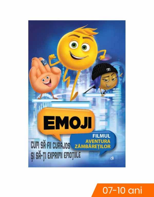 Emoji - cum sa fii curajos si sa-ti exprimi emotiile imagine