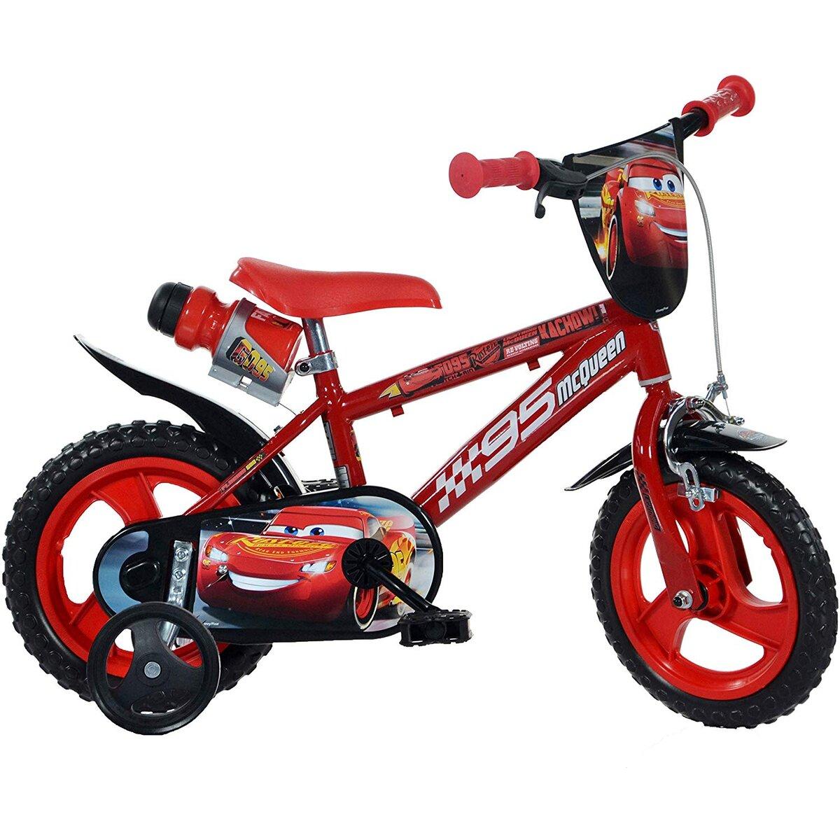 Bicicleta copii 12'' CARS MOVIE