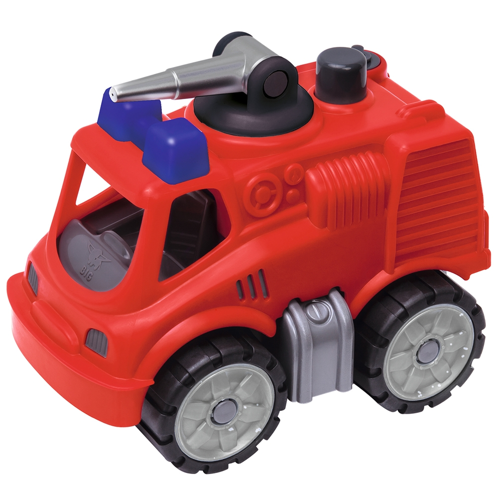 Masina de pompieri Big Power Worker Mini Fire Truck