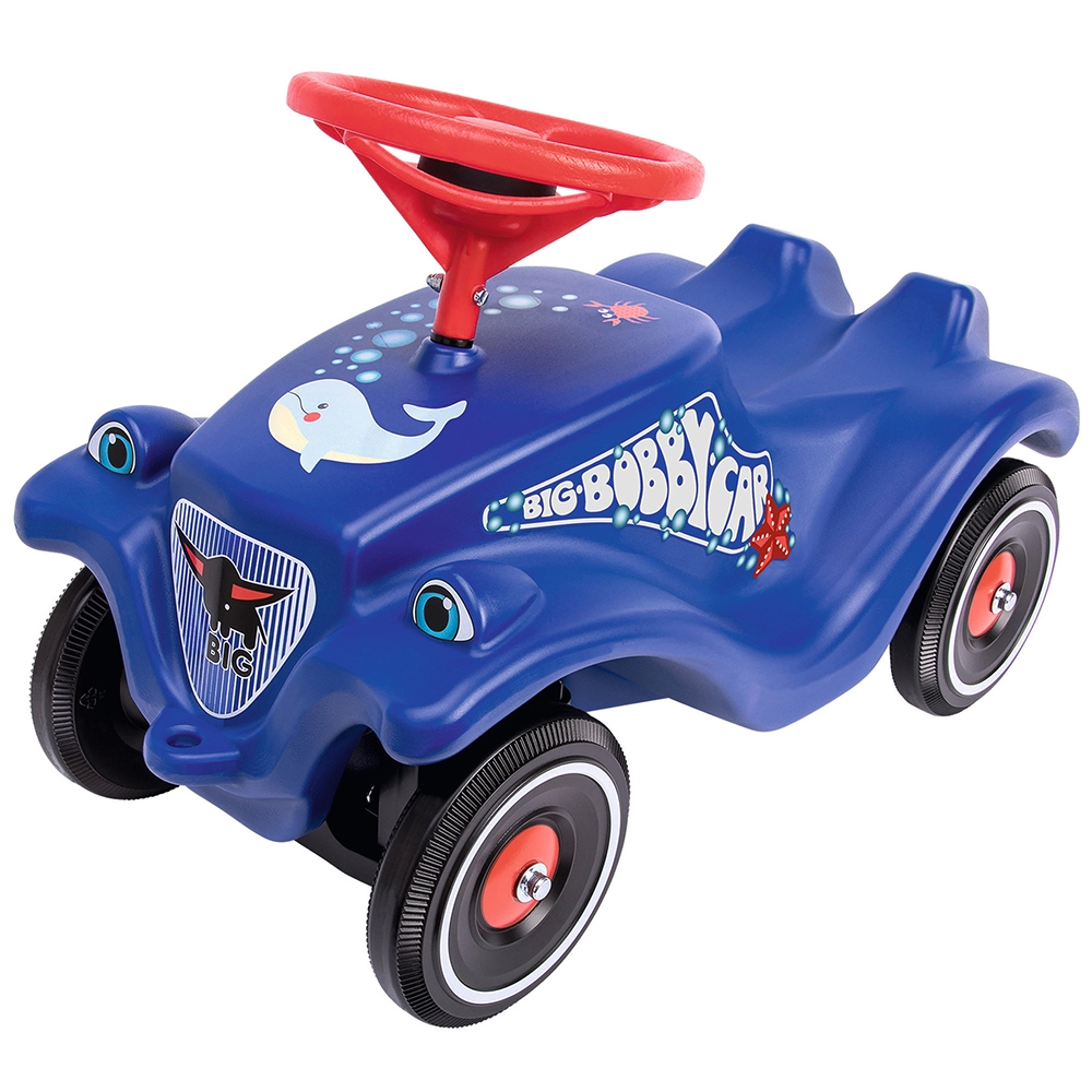 Masinuta de impins Big Bobby Car Classic Ocean imagine