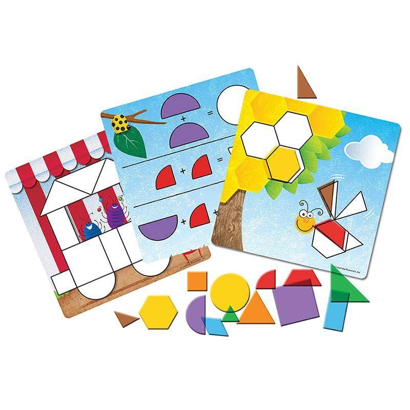 Jocul formelor geometrice imagine