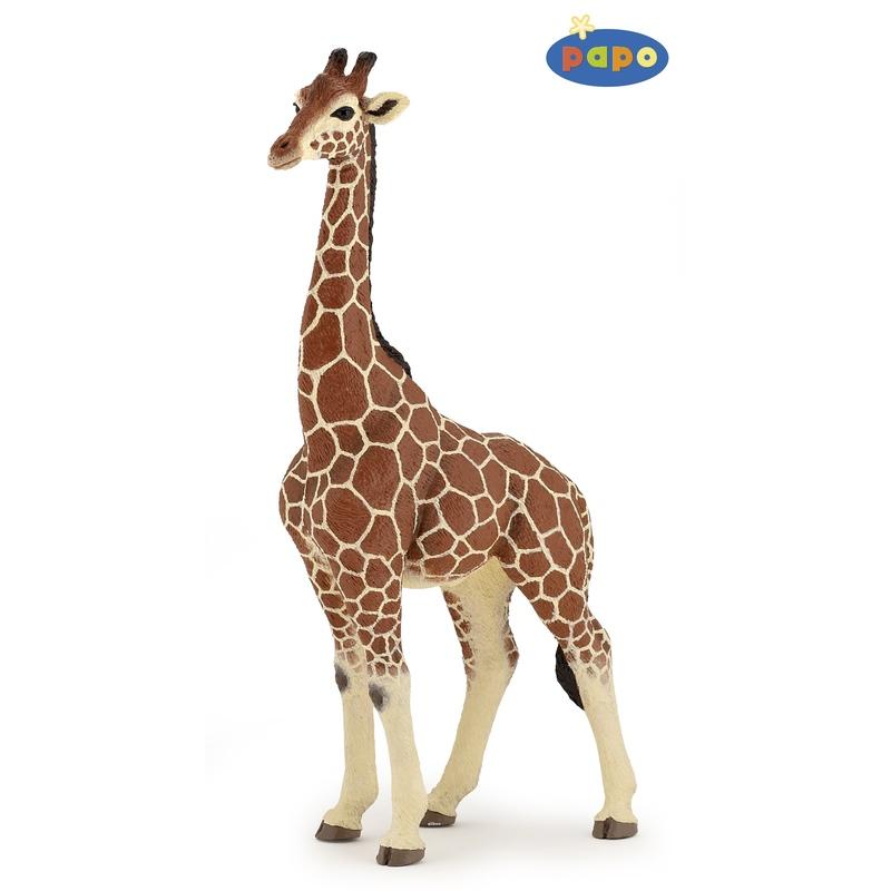 Girafa mascul - Figurina Papo