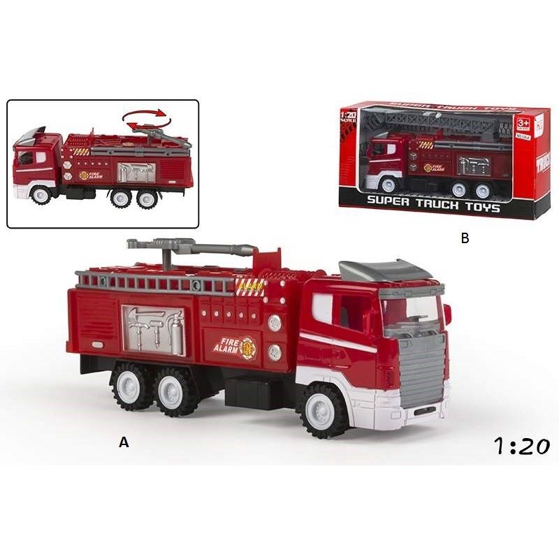 Jucarie masina de interventie pompieri