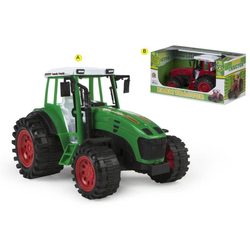 Jucarie - Tractor de ferma