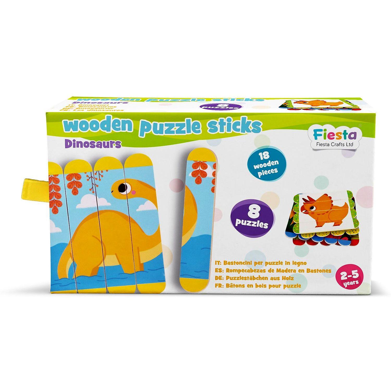 Puzzle cu animale pentru copii de 3 ani 3