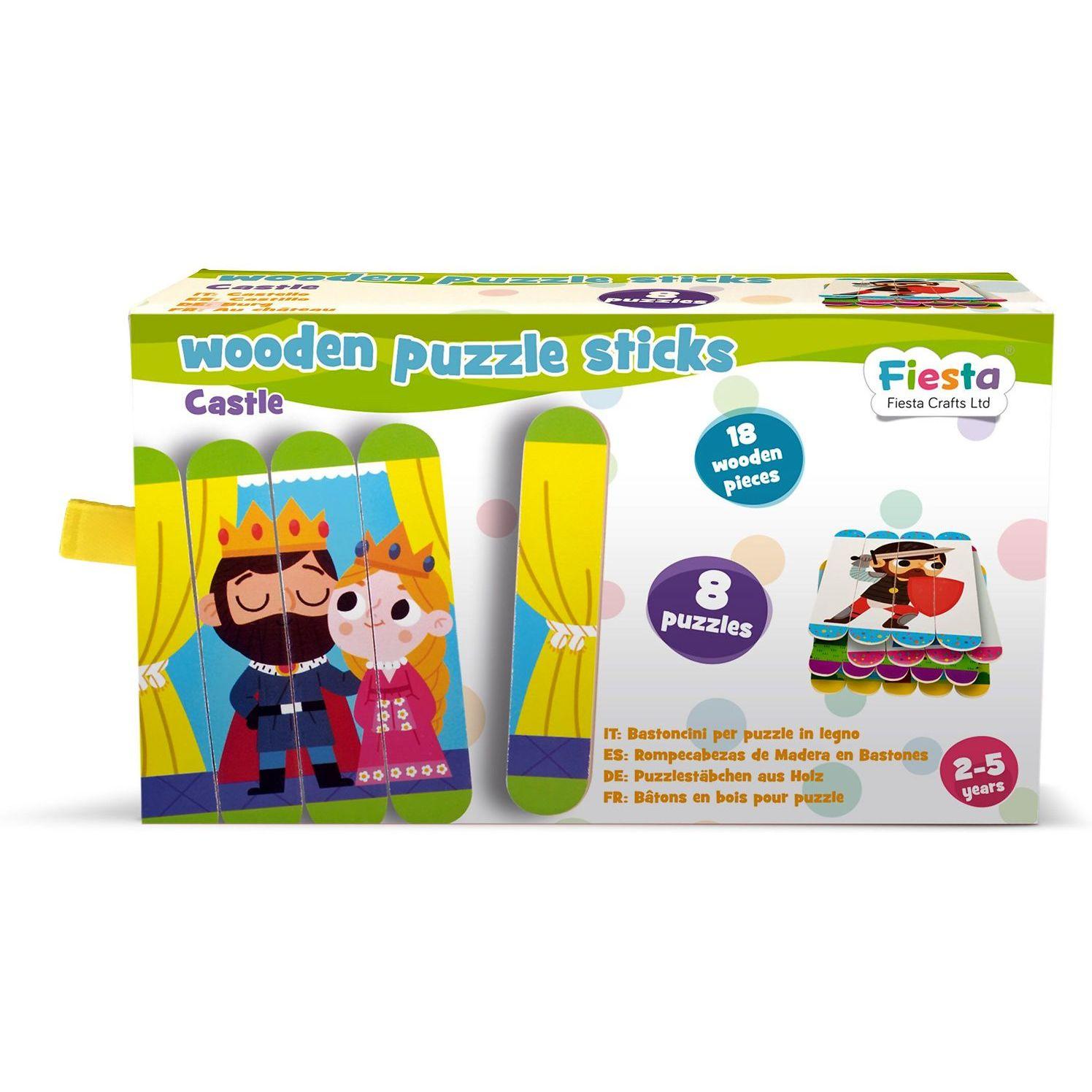 Puzzle cu animale pentru copii 2