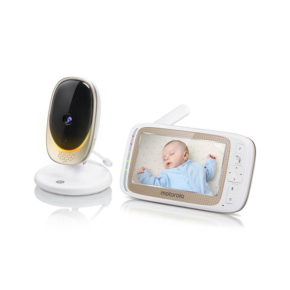 Video Monitor Digital + Wi-Fi Motorola Comfort60 Connect imagine