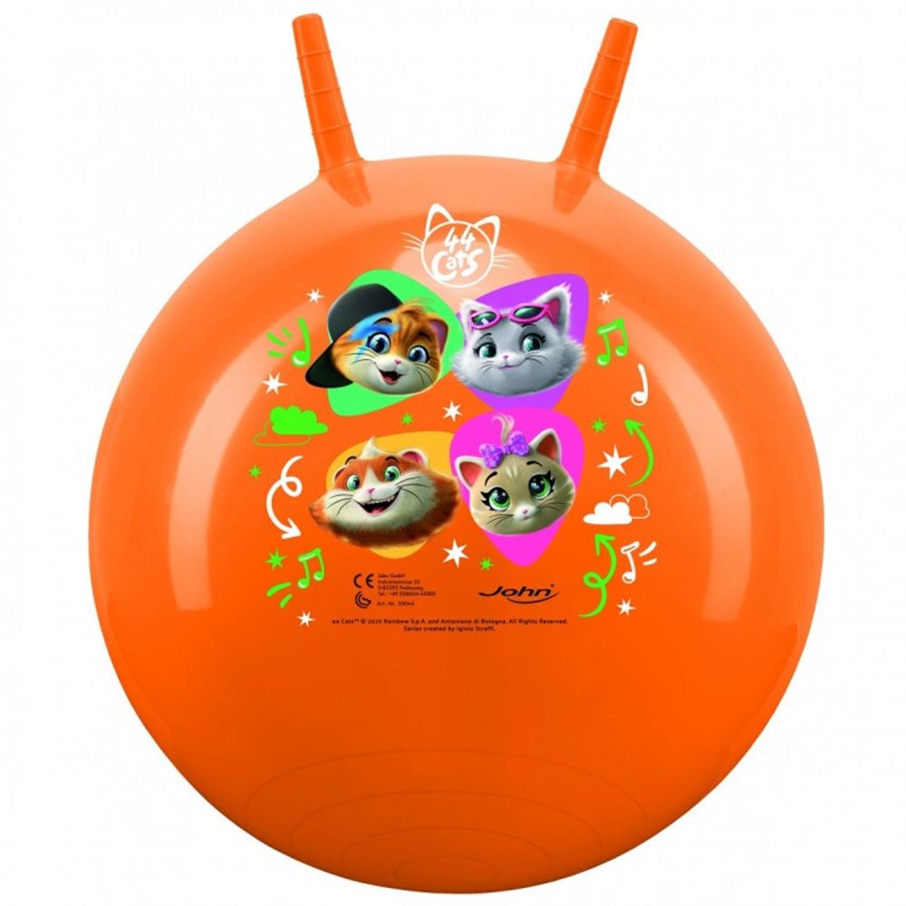 Minge gonflabila pentru sarit John 44 Cats portocaliu
