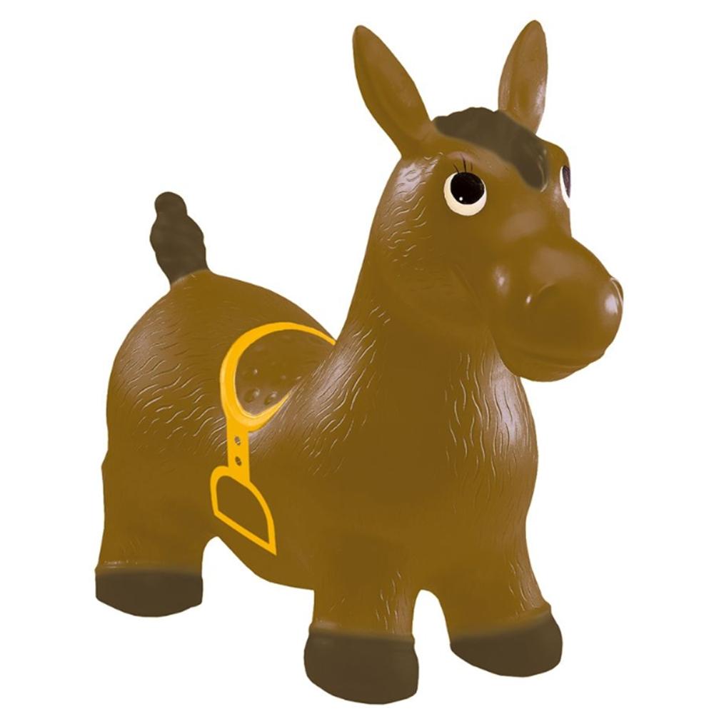 Saritor gonflabil John Wild West Horse maro
