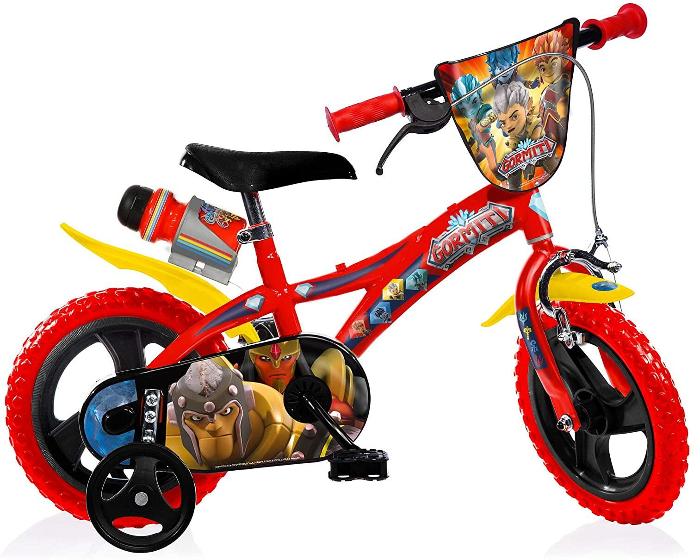 Bicicleta copii 12'' - GORMITI imagine