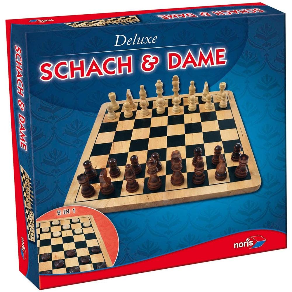 Joc Noris Deluxe Chess and Checkers imagine