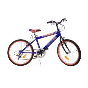 Bicicleta Spiderman 20 - Dino Bikes