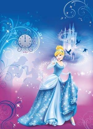 """Fototapet """"cenusareasa"""" - Colectia Disney"""