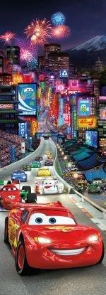 Fototapet `masini In Tokyo` - Colectia Disney