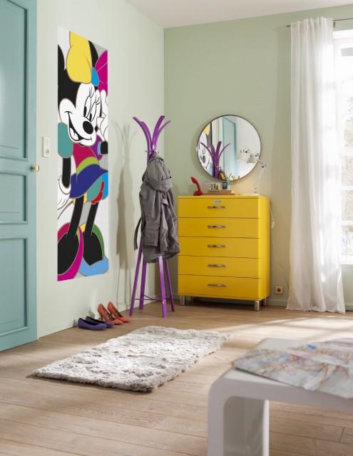 Fototapet Pentru Copii ''minnie Mouse'' imagine