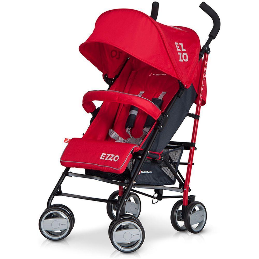 Caruciorul Sport Ezzo - Euro-cart - Scarlet
