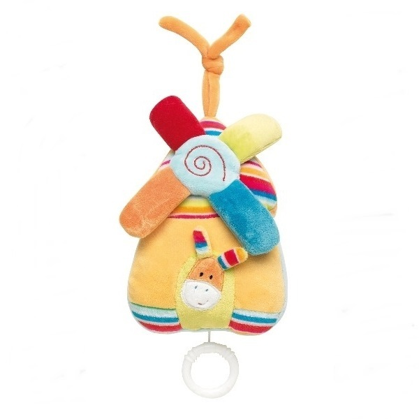 Jucarie Muzicala De Agatat - Brevi Soft Toys