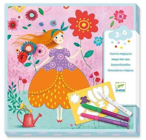 Atelier de desen rochii frumoase, djeco