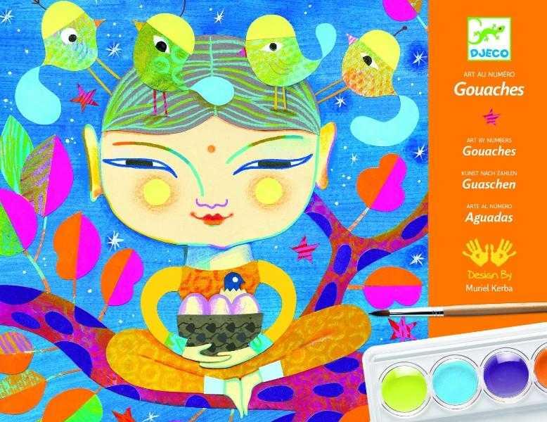 Atelier de pictura india