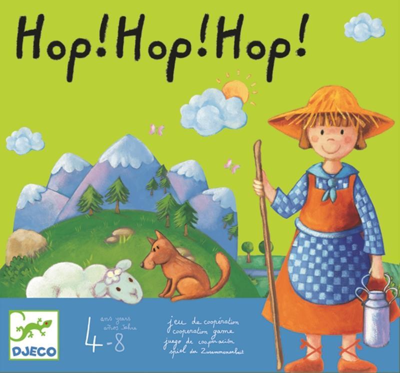 Joc de cooperare hop hop hop!