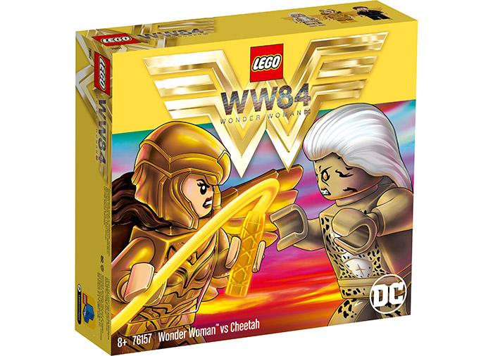 Wonder Woman vs Cheetah (76157) imagine