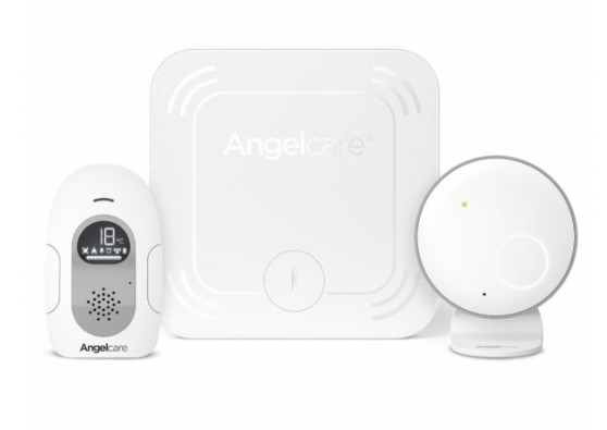 Angelcare AC127 SensAsure Interfon si Monitor de miscare cu placa de detectie wireless
