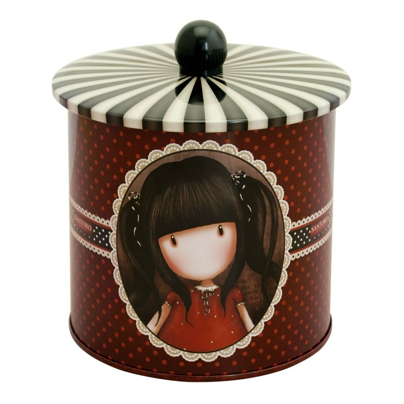 Gorjuss Cutie metalica pt biscuiti - Ruby imagine