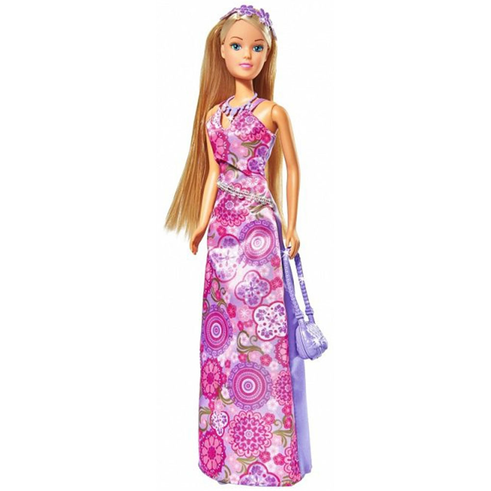 Papusa Simba Steffi Love Flower Party 29 cm mov
