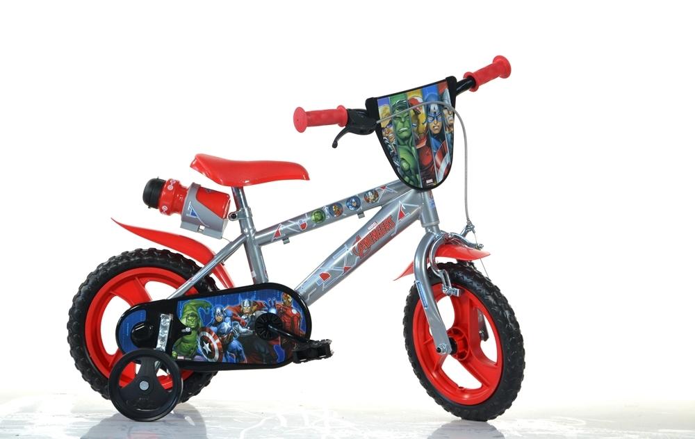 Bicicleta Avengers 12 - Dino Bikes-412av imagine