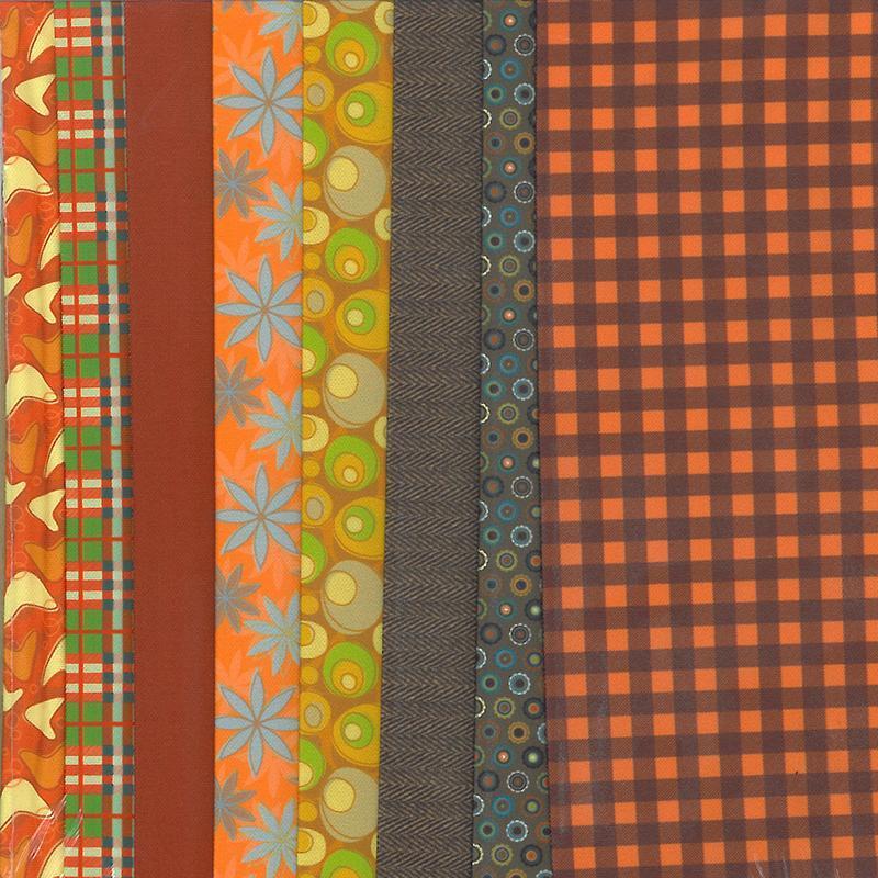 Set de materiale hainute pentru papusi Couture Autumn, Dress Your Doll