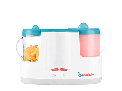 Badabulle - Robot multifunctional Baby Station 4 in 1 imagine