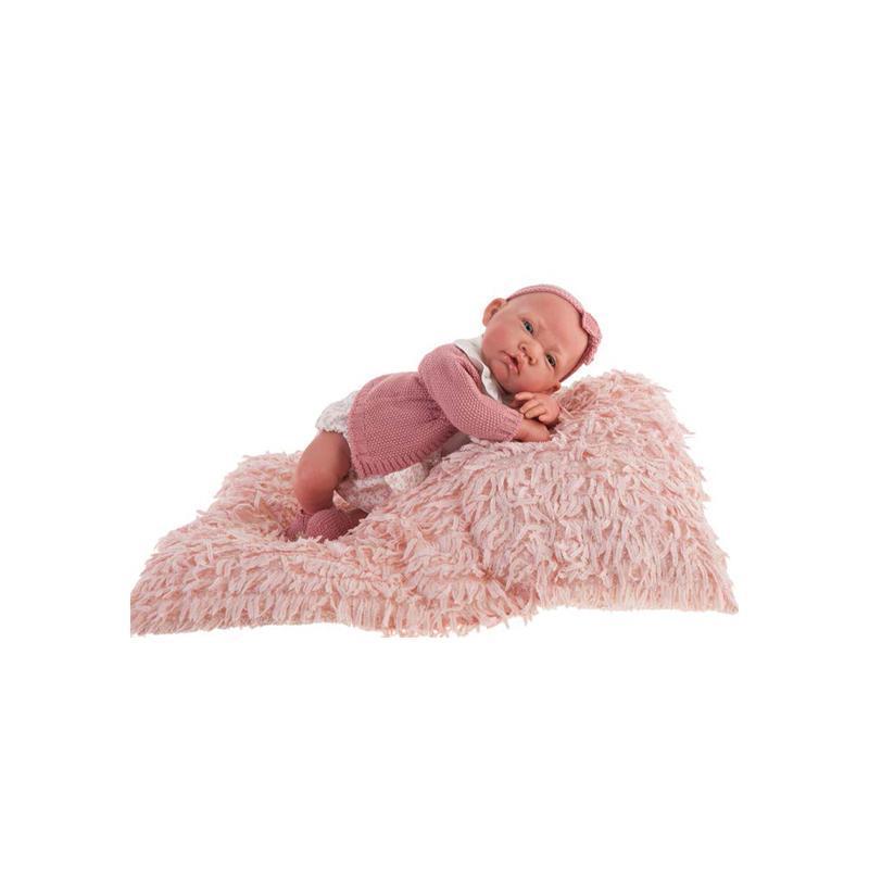 Papusa bebe hiper-realist Lovely Reborn, Antonio Juan
