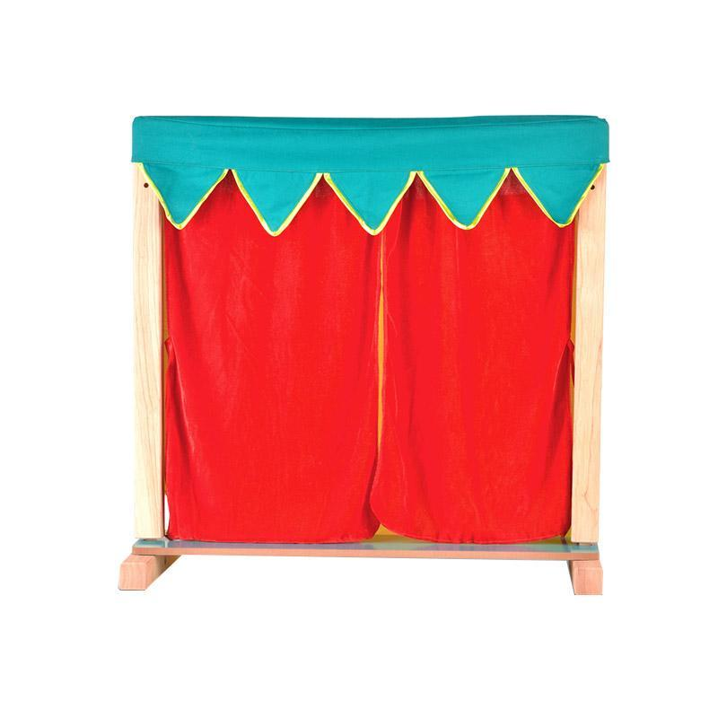 Teatru papusi pentru hand-puppets si magazin de jucarie, 3 ani+, Fiesta
