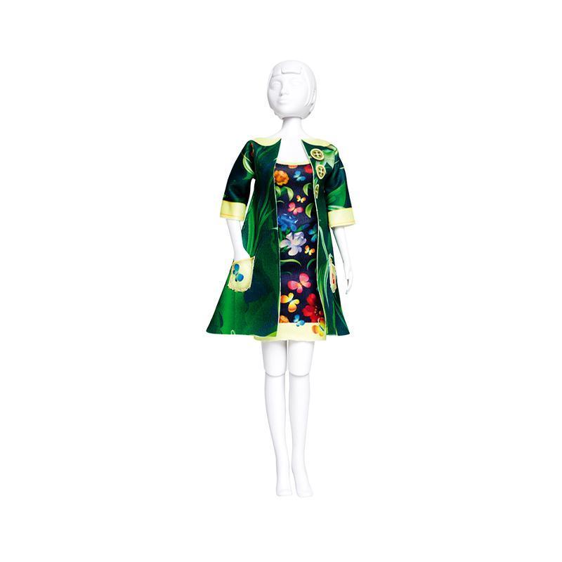 Set de croitorie hainute pentru papusi Couture Betty Jungle, Dress Your Doll
