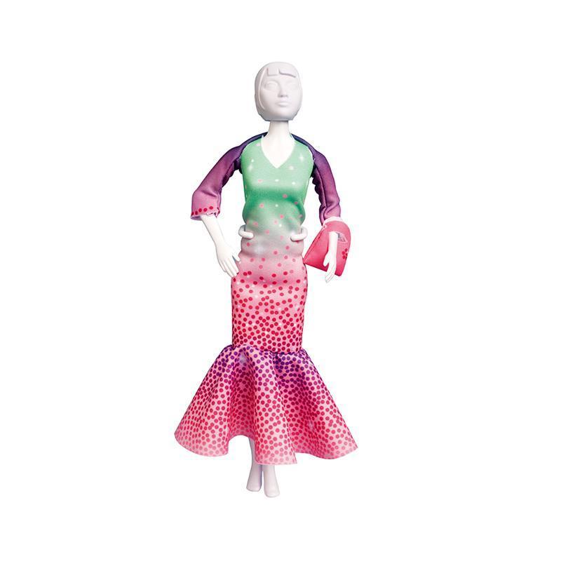 Set de croitorie hainute pentru papusi Couture Billy Mint, Dress Your Doll