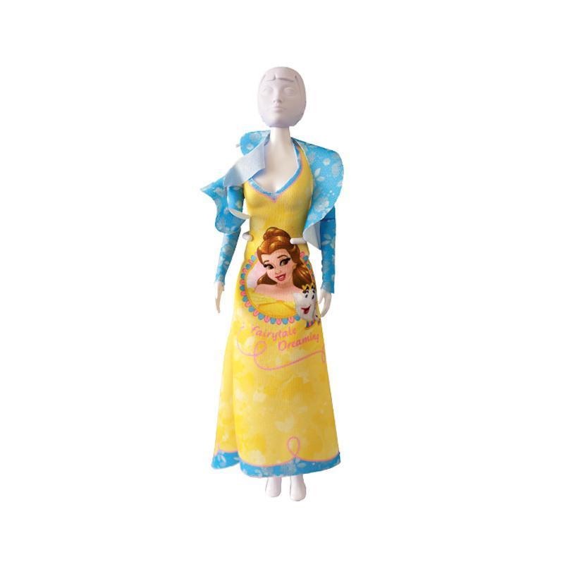 Set de croitorie hainute pentru papusi Couture Disney Mary Fairytale, Dress Your Doll