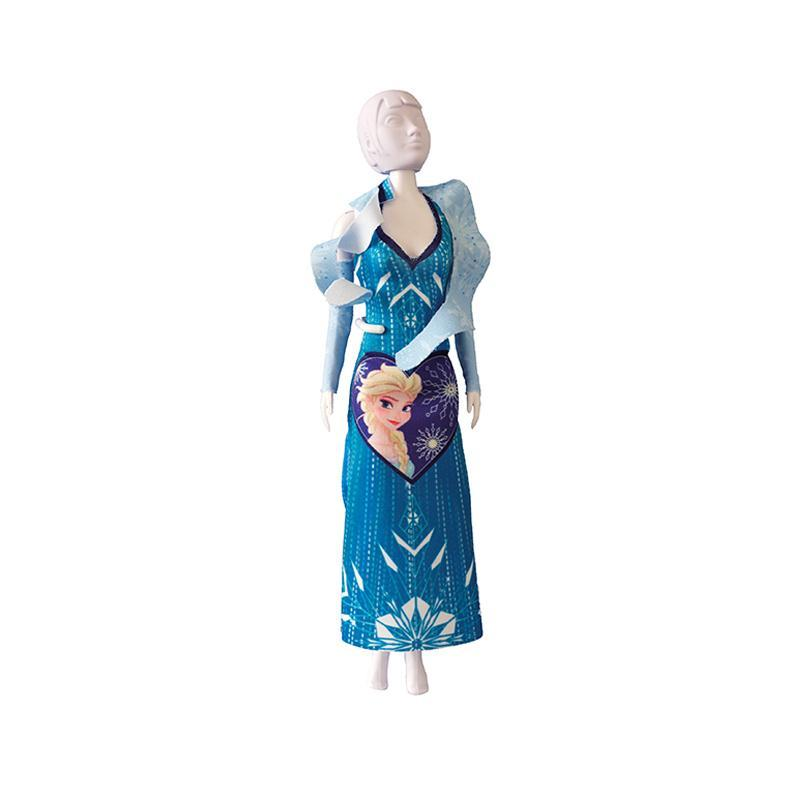 Set de croitorie hainute pentru papusi Couture Disney Mary Crystal, Dress Your Doll