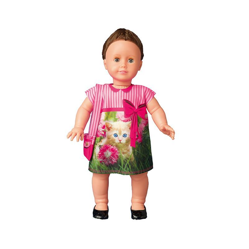 Set de croitorie hainute pentru papusi Couture Cecily Kitten, Dress Your Doll